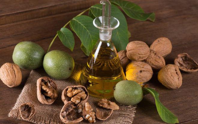 Лечение мастопатии грецкими орехами