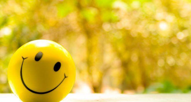 От улыбки станет день светлей