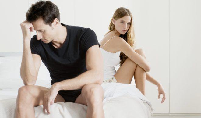 Отсутствие регулярной половой жизни
