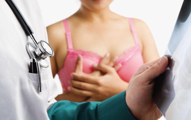 Биопсия железистой ткани