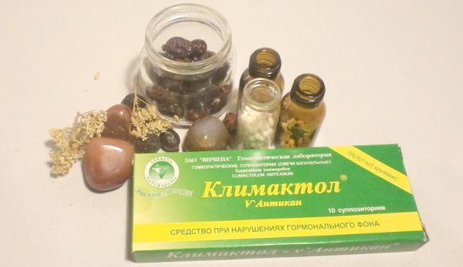 Препараты без гормонов во время климакса