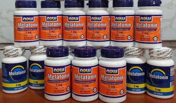 Мелатонин таблетки