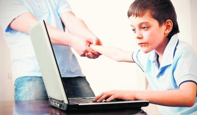 Неподвижный образ жизни у детей