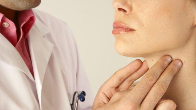 Отеки тела при гипотиреозе