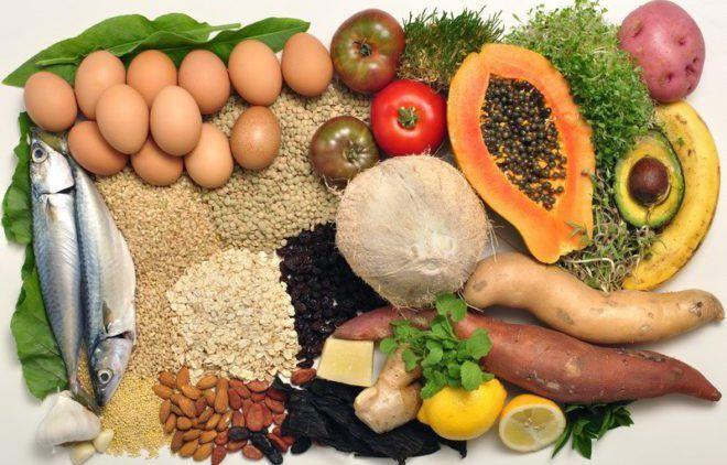 Сбалансированный режим питания