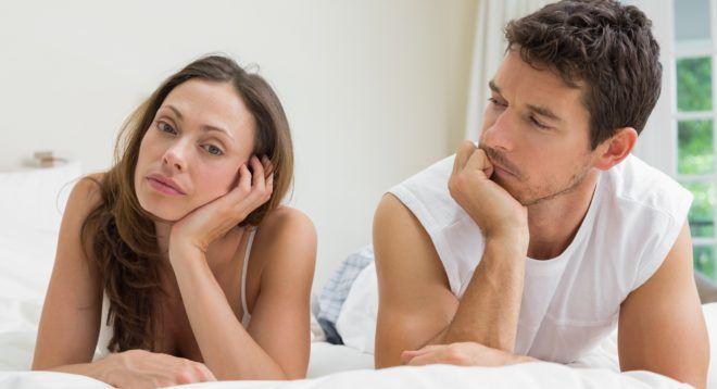 Почему понижается либидо у мужчин