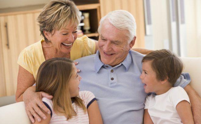 Теплое общение с родными и близкими