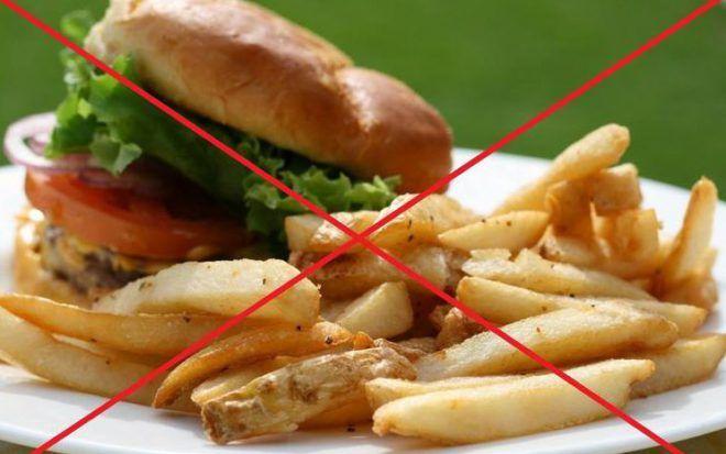 Запрещенные продукты при гипотиреозе