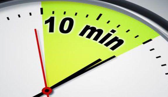 Десять минут