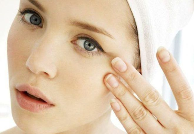 Бледность кожных покровов лица