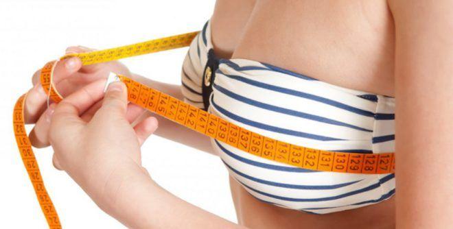 Что влияет на рост груди