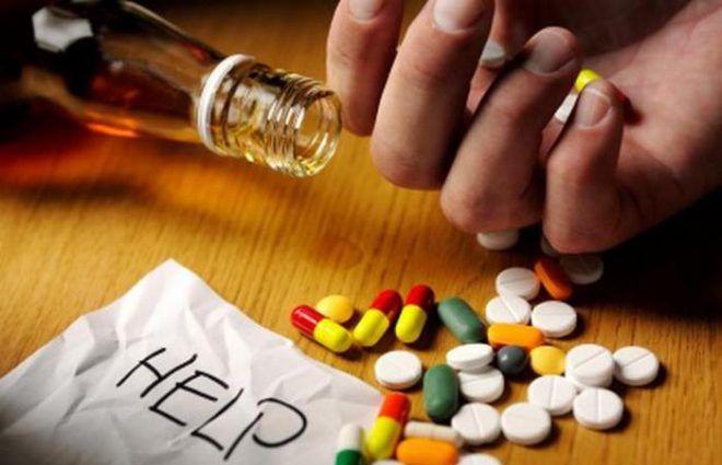Длительное употребление некоторых лекарств