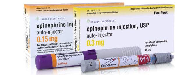 Эпинефрин – синтетический аналог гормона страха