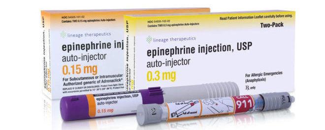 Епінефрин: інструкція по застосуванню, форма випуску » журнал здоров'я iHealth