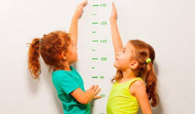 Гормон роста для детей
