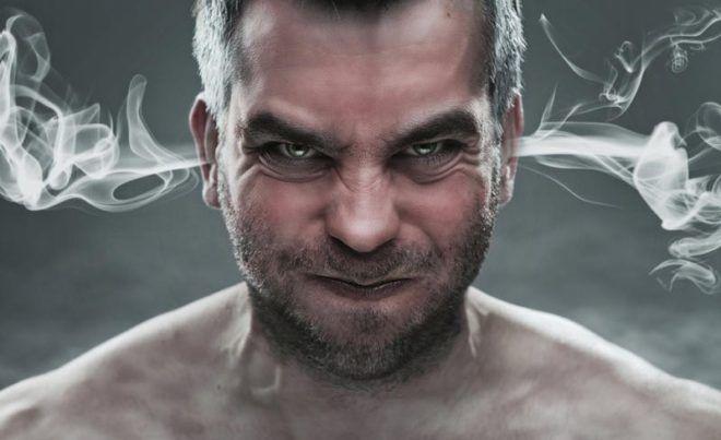 Гормон страха и злости