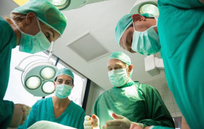 Хирургический метод лечения поликистоза