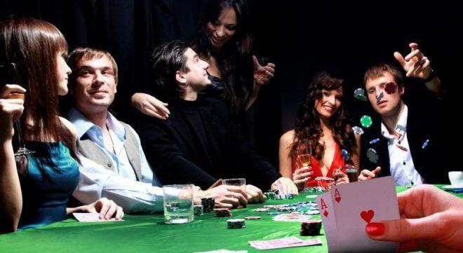 Игры в азартные игры