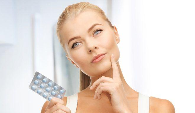 Контрацептивы при мастопатии