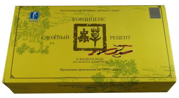 Кордицепс препарат