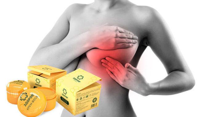 Крем от мастопатии