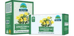 Чай Курильский при заболеваниях молочных желез