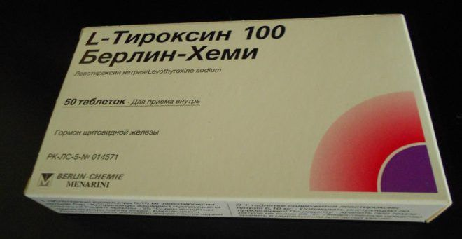 L-Тироксин при похудении