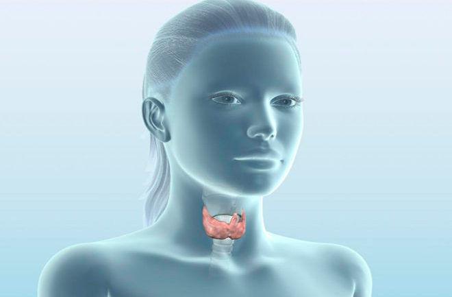 Лимфомы щитовидной железы у детей