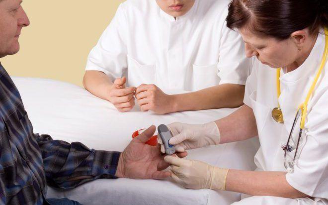 Люди с инсулинозависимым диабетом
