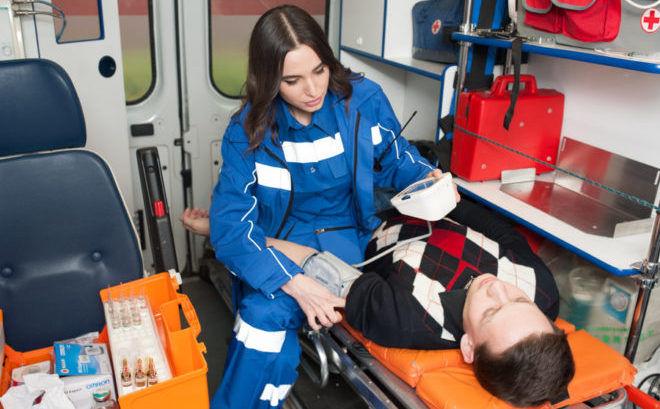 Медики при тиреотоксическом кризе