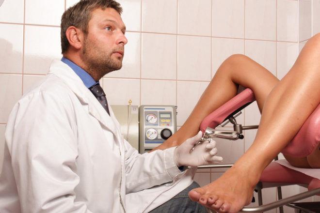 Смотреть порно гинеколог лижет пациентке, какой эффект помпы для полового органа