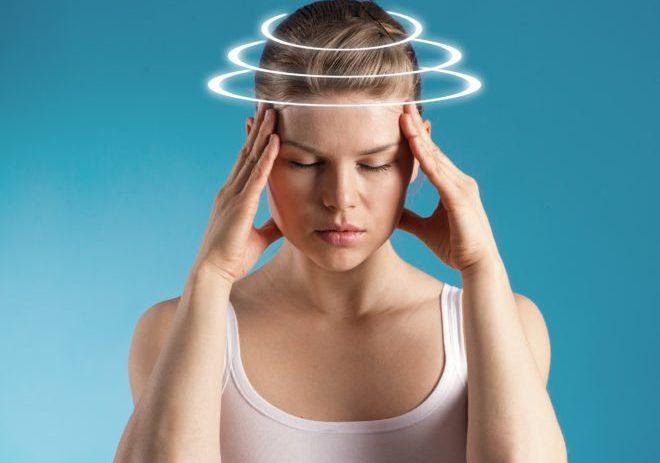 Мигрени и головокружения