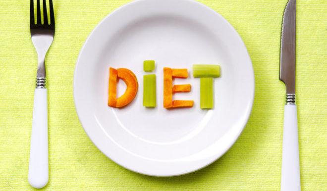Нежелательны строгие голодные диеты