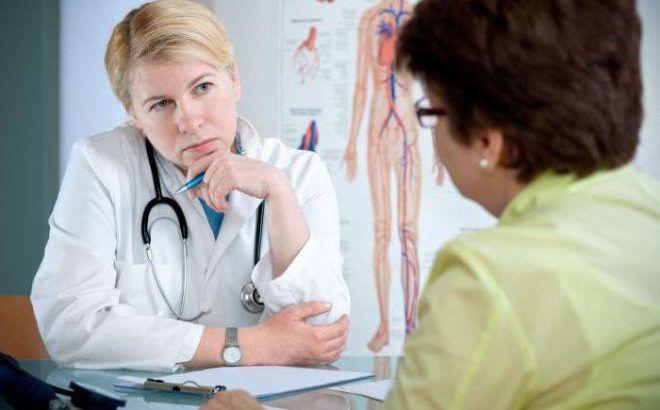 Обращение у эндокринологу для сдачи анализов