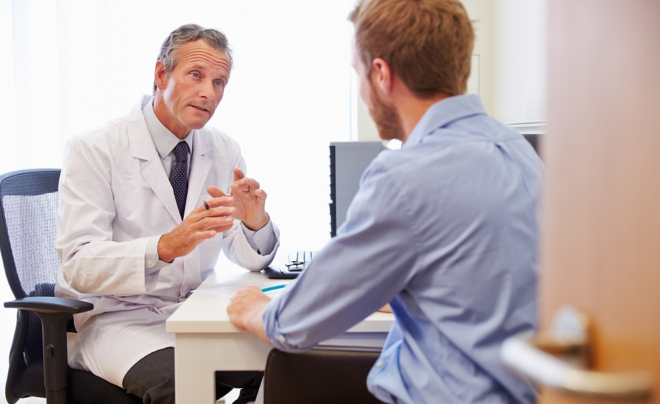 Обратиться за консультацией к врачу