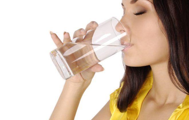 Перед сдачей анализов можно пить только кипяченую воду