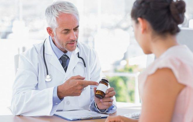 Подбор препаратов у врача