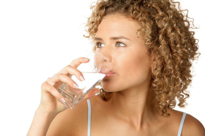 Постоянное желание пить жидкость