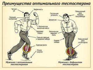 Преимущества оптимального тестостерона