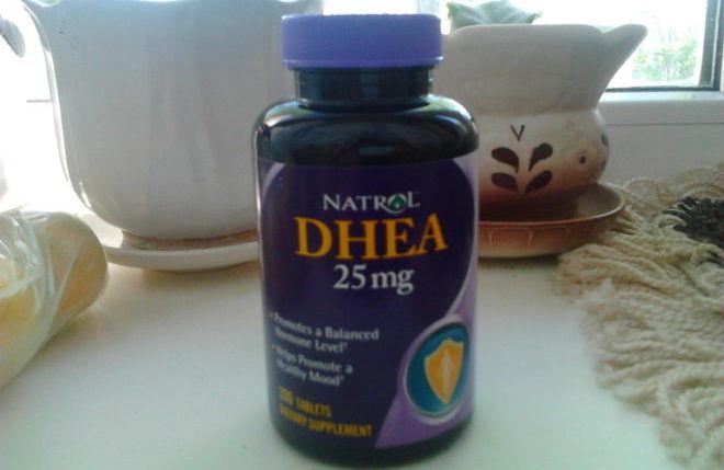 Препарат DHEA