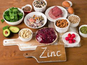 Продукты богатые цинком для повышения тестостерона