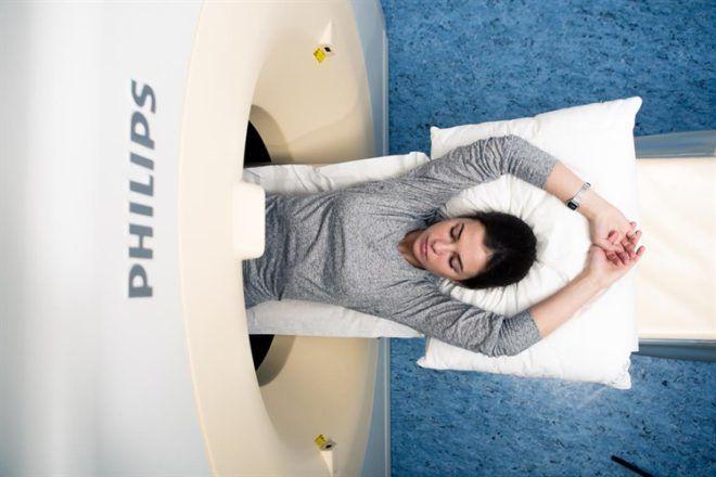 Проверка надпочечников томографом