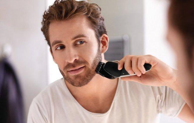 Растительность на лице у мужчин