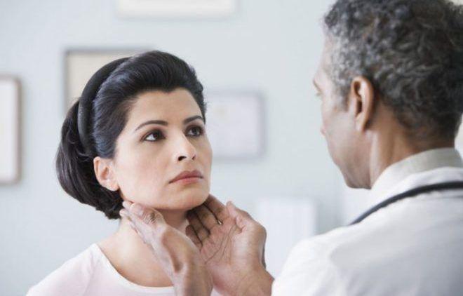 Регулярное посещение эндокринолога