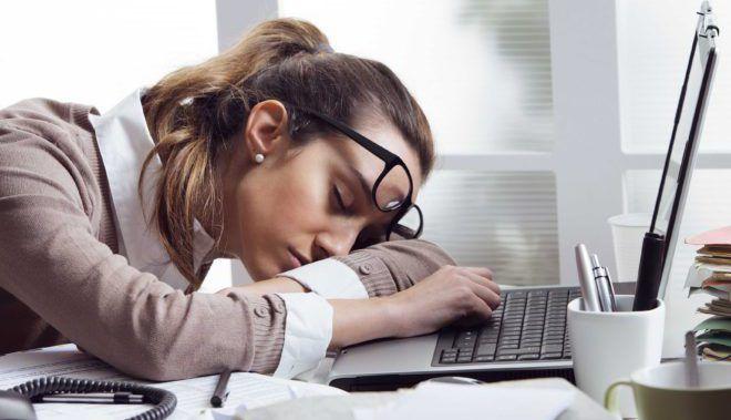 Сонливость в дневное время