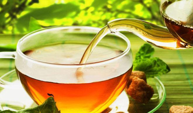 Травяной чай от ожирения