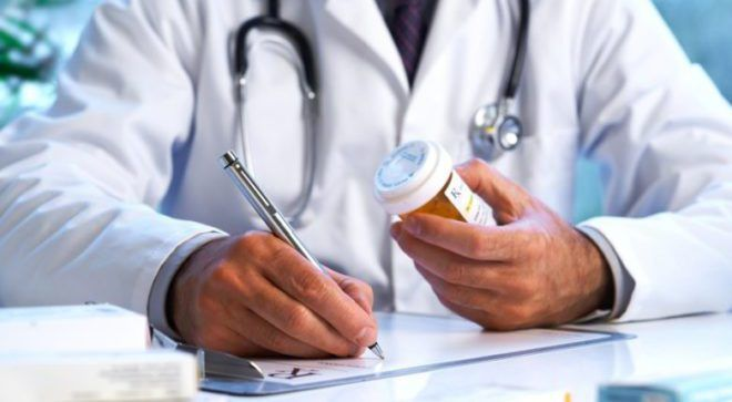 Врач определяет дозировку препарата