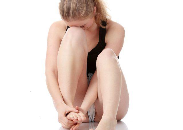 Боль в голени один из симптомов диабетической стопы
