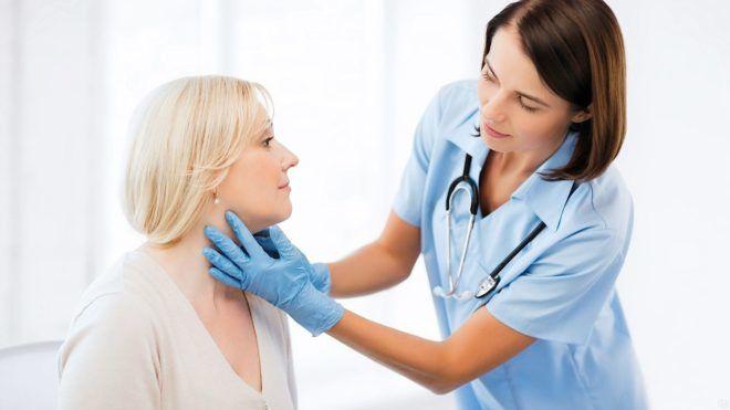 Симптомы гипотиреоза у женщин и лечение щитовидной железы