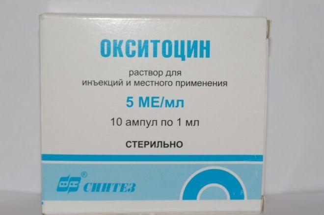 Окситоцин при маточных кровотечениях